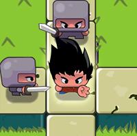 Kung Fu Master Game