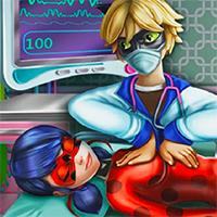 Ladybug Surgery Game