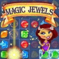 Magic Jewels Game