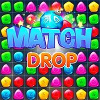 Match Drop Game