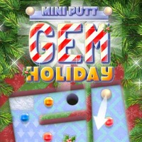 Mini Putt Holiday Game