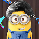 Minion Hair Salon Game