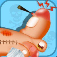 Monster Nail Doctor Game