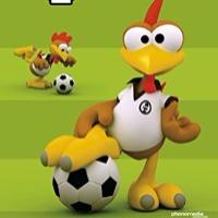 Moorhuhn Soccer Game