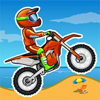 Moto X3M Online Game