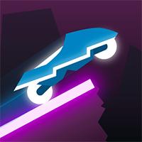 Neon Rider Game