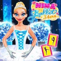 Nina Ballet Star Game