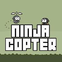 Ninja Copter Game