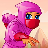 Ninja Treasure Game