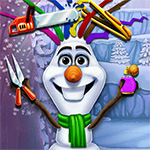 Olaf's Real Twigs Game