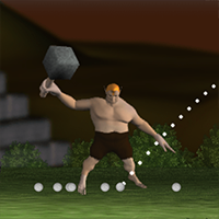 Orc Golf Game
