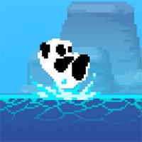 Panda Skip Game