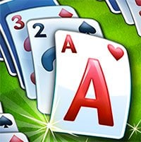 Patience Solitaire Game