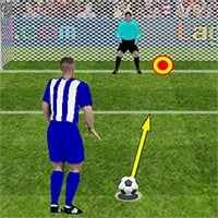 Penalty Shooters Game