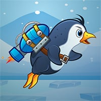 Penguin Jetpack Game