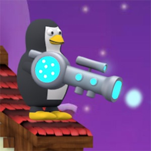 Penguin vs Snowman Game