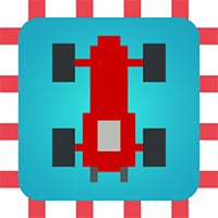 Pixel Car Racing Game