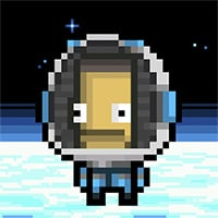 Pixel Jump Meteor Game
