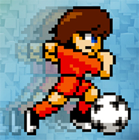 Pixel Soccer Game