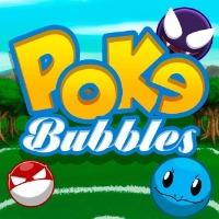 Poke Bubbles Game