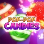 Pop Pop Candies Game