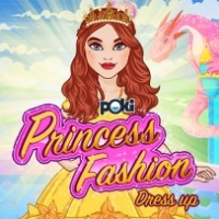 Princess Fashion Dressup Game