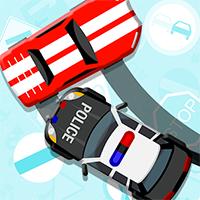 Pursuit Race Game