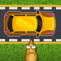 Rat Crossing Game