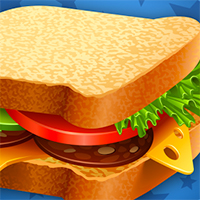 Sandwich Baker Game