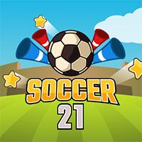 Soccer21 Game