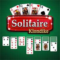 Solitaire Klondike Game