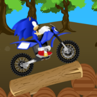 Sonic Race Game