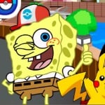 Spongebob Pokemon Go Game