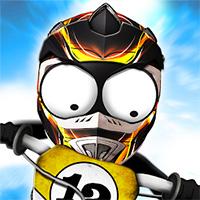 Stickman Biker Game