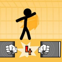 Stickman Fighter Game