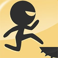Stickman Jump Game