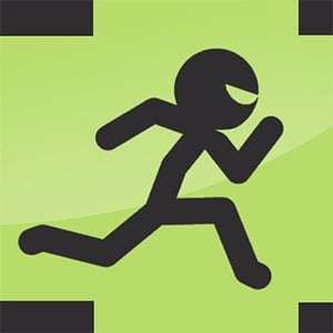 Stickman Runner Game