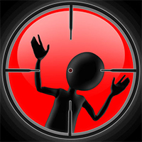 Stickman Sniper Game