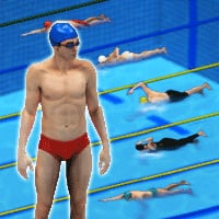 Swimming Pro Game