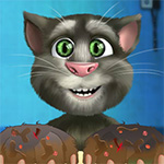 Talking Tom Paw Treatment Game