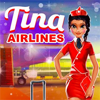 Tina Airlines Game