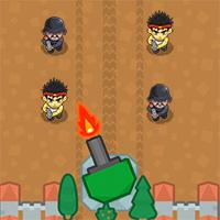 Tiny Defender Game