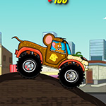 Toms Truck Wars Game