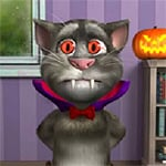 Tom Cat Halloween Fun Game