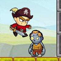 Treasure Hook Pirate Game