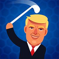 Trump Golf Game