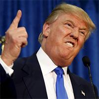 Trump Walk Game