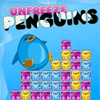 Unfreeze Penguins Game