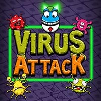 Virus Attack Game