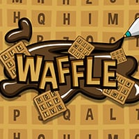 Waffle Words Game